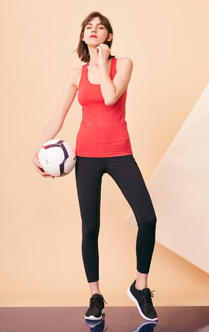 Only  PLAY Sports Series Women's Skinny Singlet |118103503