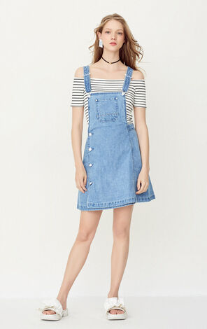 ONLY Spring A-lined Overalls |117237519