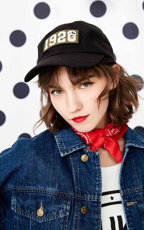 ONLY2019 women's summer new Disney cooperation model baseball cap | 118186512