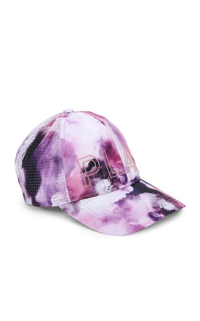 ONLY PLAY sports series 2018 new elastic adjustment letter embroidery printing baseball cap | 118286501, Purple, large