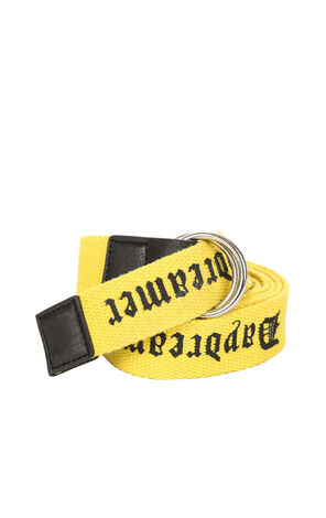 ONLY summer Women's Letter Print Buckled Waist Belt|11735O503