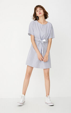 REPEAT3 CLARICE A-LINE DRESS(ESSENTIALS)