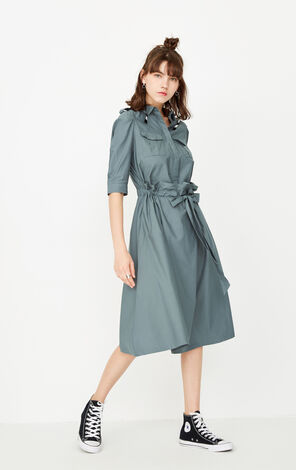ONLY Summer Elbow Sleeves Dress |117307510