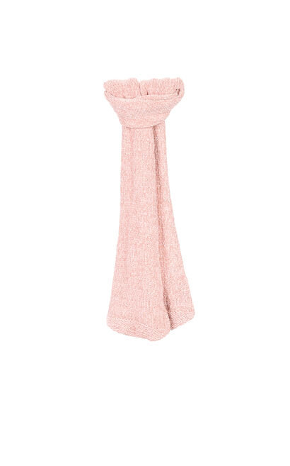 ONLY Women's Autumn Pink Rolled Knit Scarf  11746G502, Pink, large