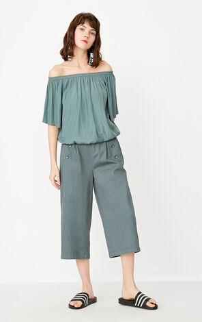 REPEAT DOLPHIN PANT (LOVE)