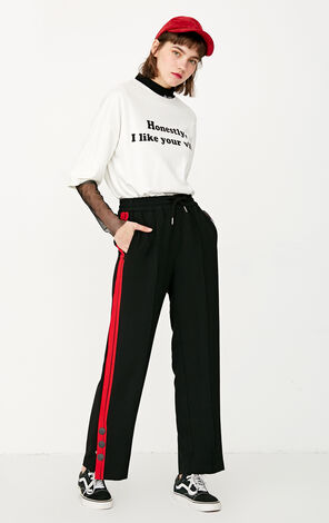ONLY 2019 Women's Sports Style Casual Pants |118114503