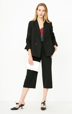 ONLY 2019 Women's Black Blazer |118108519
