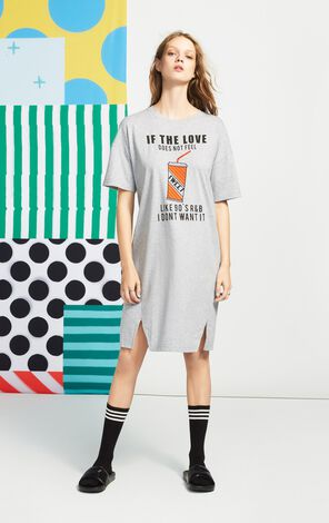 ONLY summer New Women's Loose Fit Pattern T-shirt|117101506